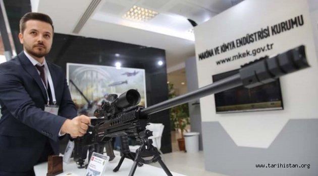 Milli silahlara bor desteği geliyor...
