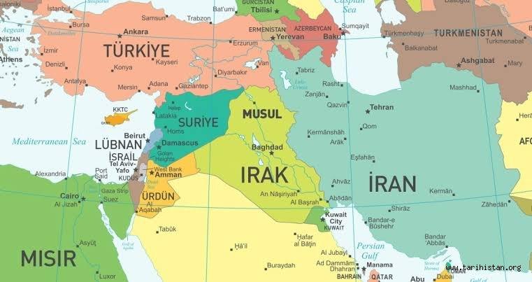 'Modern Ortadoğu Tarihi' - Arslan TEKİN