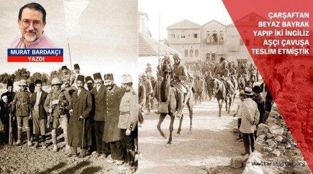 Murat Bardakçı: Kudüs'ü tam 100 yıl önce kaybettik