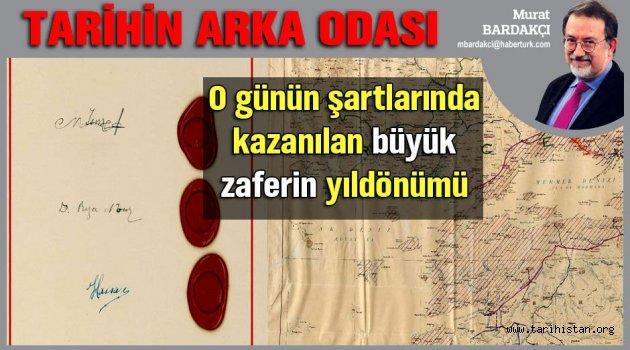 """Murat Bardakçı Yazdı: Lozan: """"Türk tarihinin en şerefli andlaşması"""""""