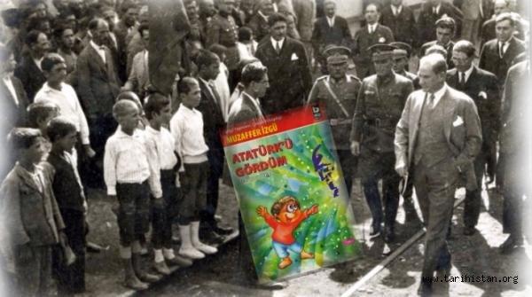 """Muzaffer İzgü'nün Çocukluk Anıları: """"Atatürk'ü Gördüm"""""""