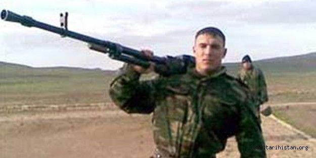Naaşı bile Ermenileri titreten asker: Mübariz İbrahimov