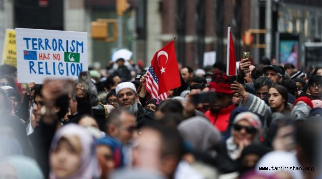 New York'ta İslamofobi'ye karşı ''birlik' çağrısı