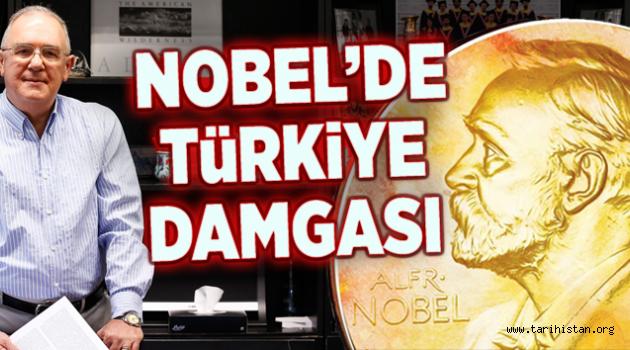 Nobel'de Türkiye damgası.