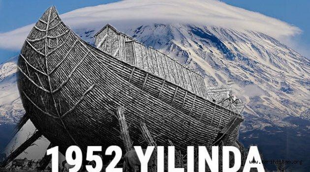 Nuh'un gemisi nerede?