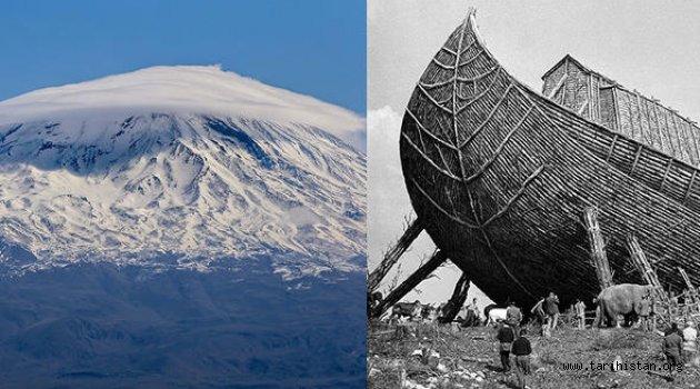 Nuh'un gemisi Türkiye'de