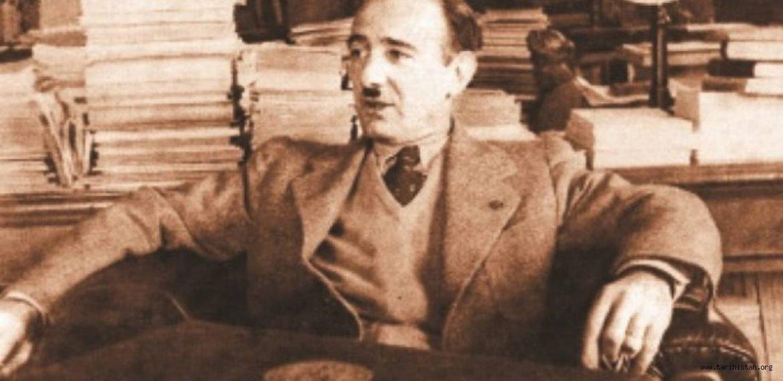 Ord. Prof. Dr. Mehmet Fuad Köprülü 4 Aralık 1890 ( İstanbul) – 28 Haziran 1966 (İstanbul)