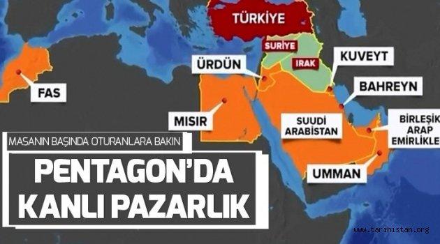 Ortadoğu için kanlı pazarlık