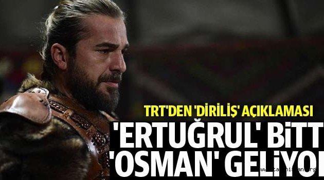 """""""Osman"""" filmi geliyor"""