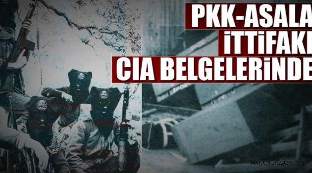 PKK-ASALA ittifakı CIA belgelerinde yer alıyor
