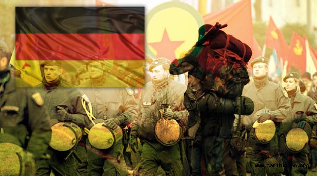 PKK sponsoru Almanya