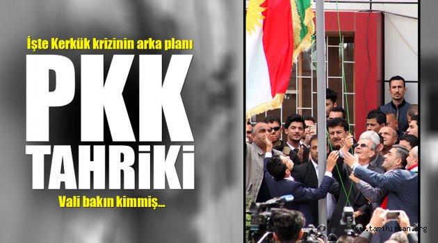PKK'nin Kerkük Türkleri oyunu!