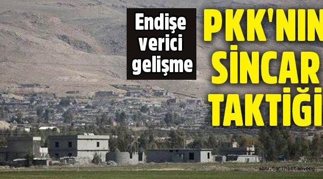 PKK'nın Sincar taktiği