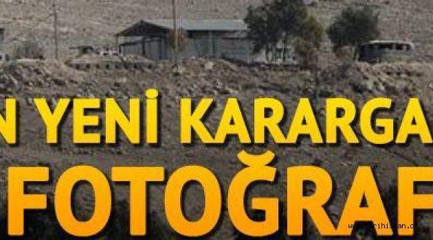 PKK'nın yeni karargahı!