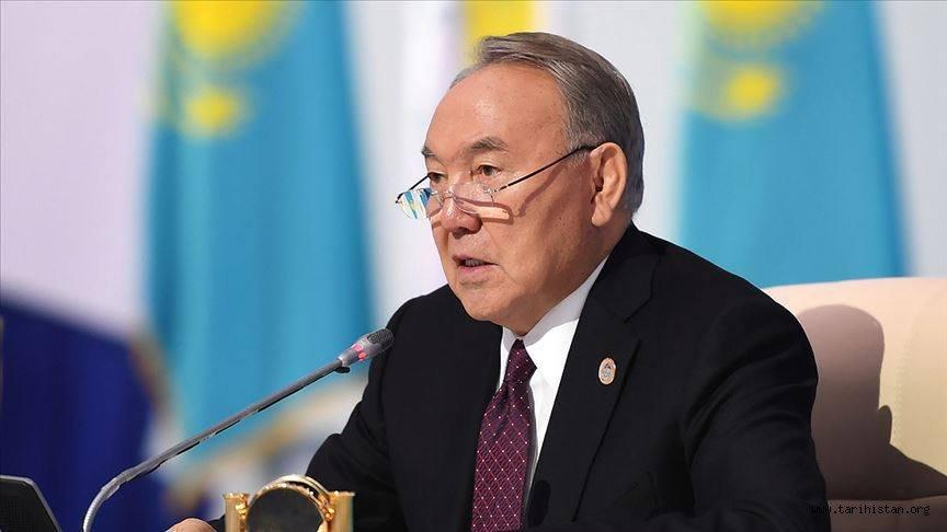 Prof. Dr. Abdulvahap Kara Nursultan Nazarbayev'in İstifasını Değerlendirdi