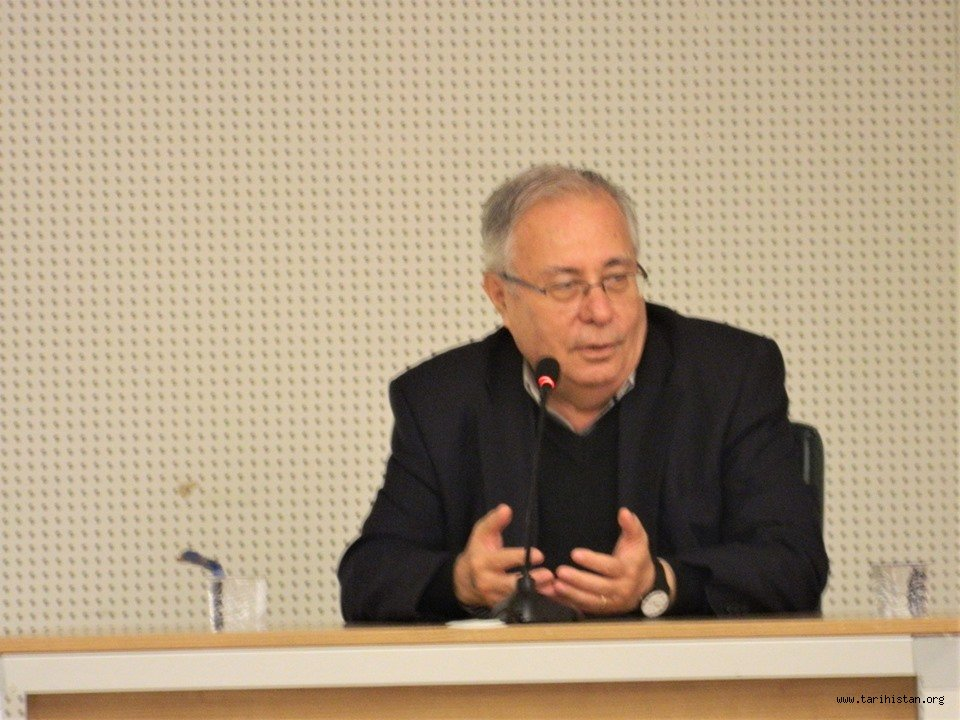 Prof. Dr. Ahmet Bican Ercilasun; Kutadgu Bilig'de Türk Kültürünü Anlattı