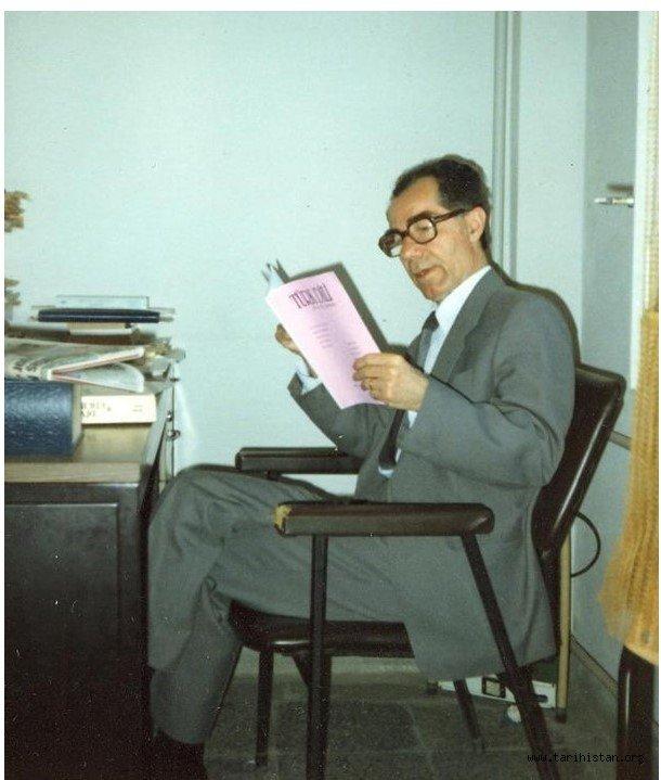 Prof. Dr. Necmettin HACIEMİNOĞLU (Doğum tarihi: 10 Kasım 1932, Kahramanmaraş Ölüm tarihi ve yeri: 26 Haziran 1996, Ankara)