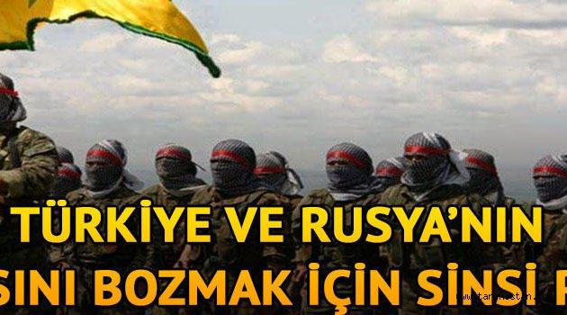 """PYD, """"Rusya ile Türkiye'nin arasını bozmaya çalışıyor"""""""