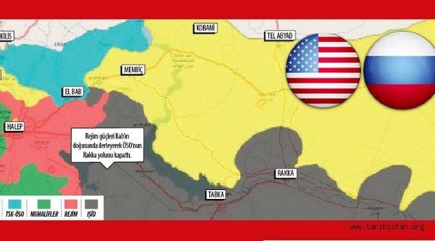 PYD'ye Rusya'dan siyasi ABD'den askeri destek istedi