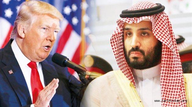 Riyad'da iktidar savaşı