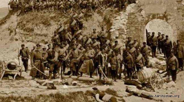 Rus Kaynaklarına göre Yunanlıların Türk Katliamı