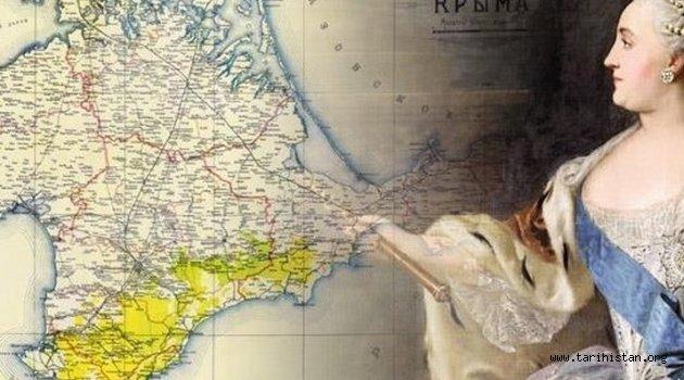 RUSYA KIRIM'I 236 YIL ÖNCE İŞGAL ETTİ!