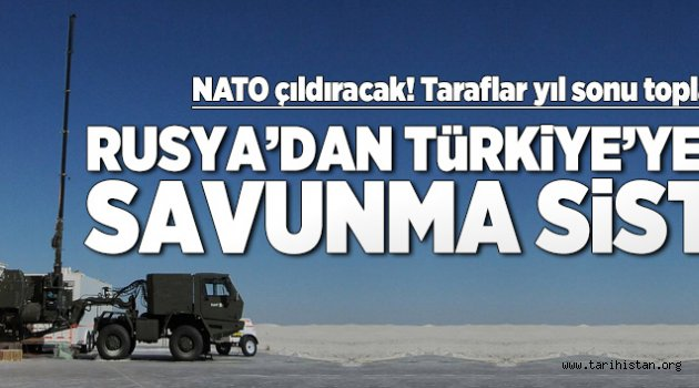 Rusya-Türkiye arasında dev işbirliği açıklaması.