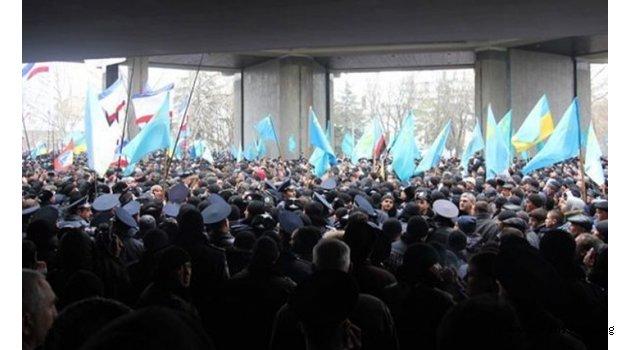 RUSYA'NIN KIRIM'I İŞGALE BAŞLADIĞI KARA GÜN: 20 ŞUBAT 2014