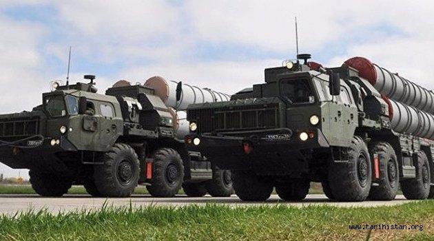 S- 400'ler için tarih belli oldu