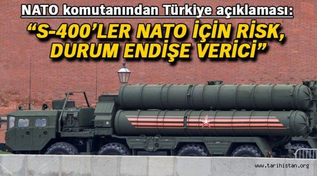 S-400'ler NATO için risk