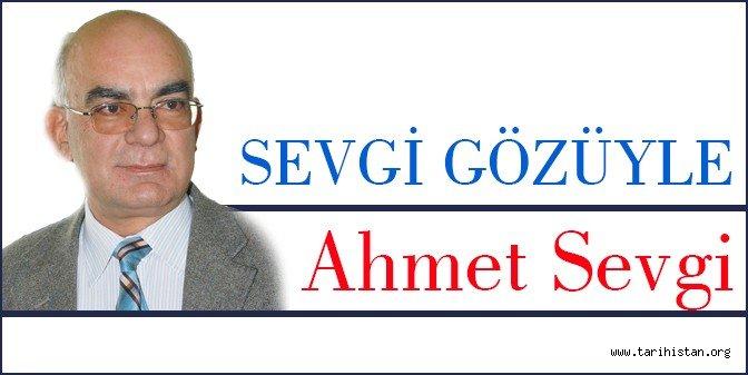 Şairlerden kitaba dair beyitler - Ahmet SEVGİ