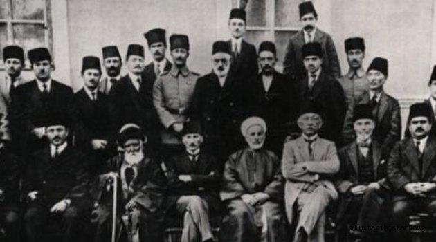 Sivas Kongresi-Cumhuriyete giden yol