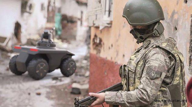 SSM, yerli insansız kara aracı için düğmeye bastı