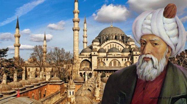 Süleymaniye Camii'nin 460 yıldır çözülemeyen sırrı