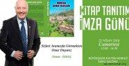 Osman Özbaş yeni kitabını tanıttı