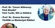 """Gaziantep Türk Ocağında """"Tüklük"""" Üzerine Konferans"""