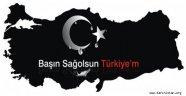 Başın sağolsun Türkiye'm