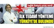Korona virüs tedavisini Türk doktor buldu