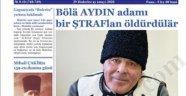 "GAGAUZYA'DA TÜRKÇE YAYINLANAN ""ANA SÖZÜ"" GAZETESİ"