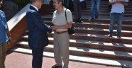 Manisa Valisi Mustafa Hakan Güvençer Basın Mensuplarıyla Kahvaltıda Buluştu