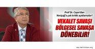 Prof. Dr. Mesut Hakkı Caşın'dan Suriye analizi