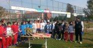 Manisa Okul Sporları Tenis Turnuvası Sona Erdi