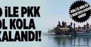 ABD-PKK kol kola!