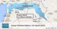 Irak ve Suriye Türkmen devleti kurulmalıdır