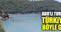 ABD'li turistler pasaport yerine 'landing kart'la Türkiye'ye girdi