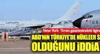 ABD'nin Türkiye'de Nükleer Silahları Mı Var?