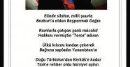AKDENİZ BOZKURTU / Hüseyin HATIL