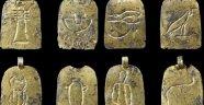 Antik Mısır Mezarlığında 3.600 Yıllık Kolyeler ve Muskalar Bulundu!