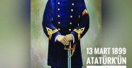 Atatürk'ün Kara Harp Okulu'na Girişi 13 Mart 1899