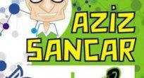 Aziz Sancar'ın hayatı çizgi roman oldu